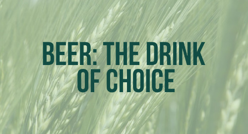 Infographic: Beer Is the Drink of Choice