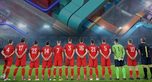 Gewinnen mit BIM: Lektionen aus der Fußballweltmeisterschaft 2018