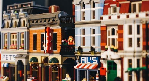 BIM spielerisch mit LEGO und Minecraft erklären