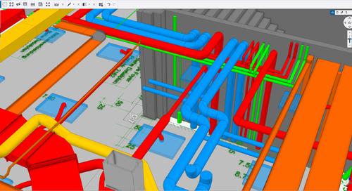BIM-Workflow in der Gebäudetechnik