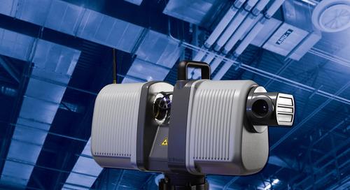 Een terugblik op 3D-laserscannen: van de jaren '50 tot nu
