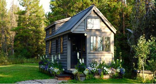 Kleine Häuser - Trend oder Zukunft?