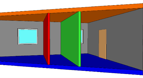 Générer des calculs thermiques à partir d'un modèle surfacique issu d'un IFC