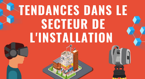 10 Tendances dans le secteur de l'installation jusqu'en 2020