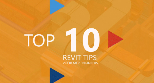 10 Revit tips voor MEP engineers