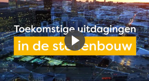 3 toekomstige uitdagingen in de stedenbouw [video]