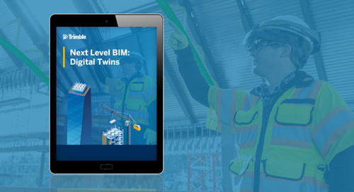 Next Level BIM: Digital Twins