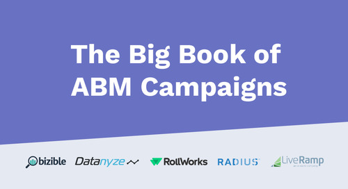 The Big Book of ABM Campaigns