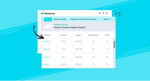 Aligning Sales and Marketing Teams with the RollWorks ABM App on Salesforce AppExchange