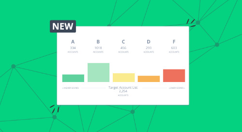 NEW from RollWorks: Score and Prioritize Target Accounts with Machine Learning