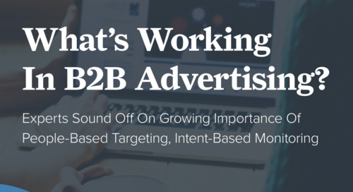 What's Working in B2B Advertising?