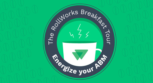 2019 RollWorks Breakfast Tour: October 24th in Boston