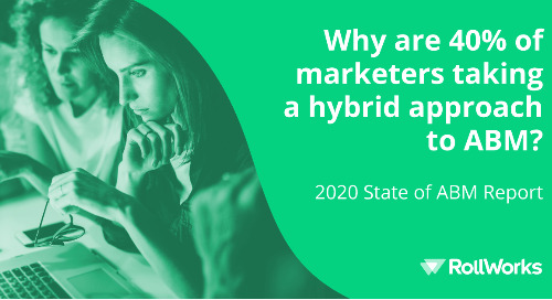 The 2020 State of ABM Report