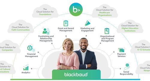 How Blackbaud saw 4x larger sales opportunities with machine learning