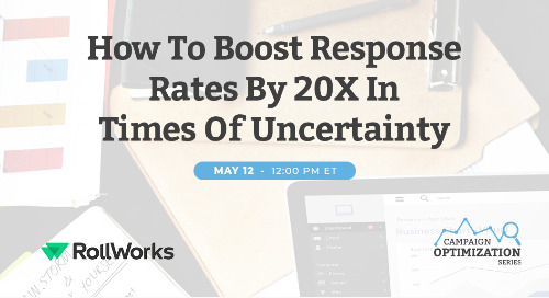 How To Boost Response Rates By 20X In Times Of Uncertainty