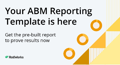 The ABM Reporting Template
