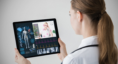 Intégrer les soins virtuels dans un milieu de travail