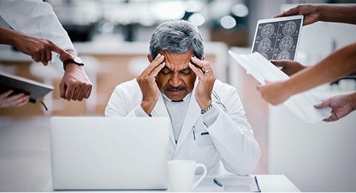 Conseils d'un médecin : contrer l'épuisement professionnel