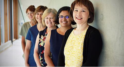 Triple succès d'une nouvelle approche intégrée en soins aux personnes atteintes de démence