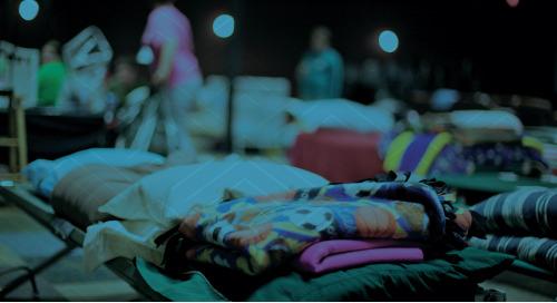 À l'abri du froid : ouverture de refuges d'urgence pour les personnes vulnérables