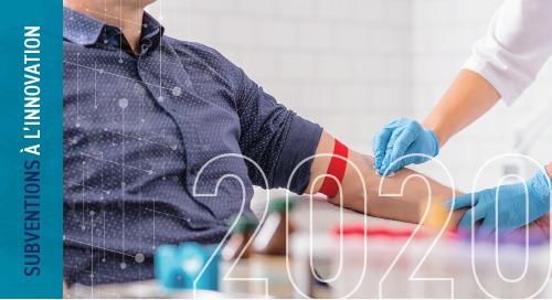 Représenter la maladie : des étudiants en médecine mettent au point un outil de suivi de la COVID-19 par tests de dépistage d'anticorps