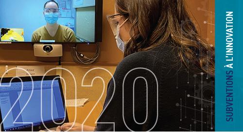 Modifier son approche : une psychiatre de Winnipeg lance une unité virtuelle en santé mentale en réponse à la COVID-19