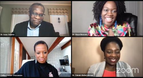 Experts travaillent à instaurer un climat de confiance à l'égard des vaccins au sein des communautés noires