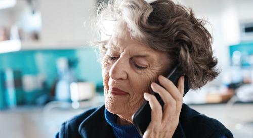 Une équipe de recherche propose des trousses d'outils sur la santé mentale aux personnes âgées vulnérables