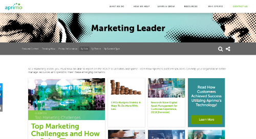 Marketing Leader