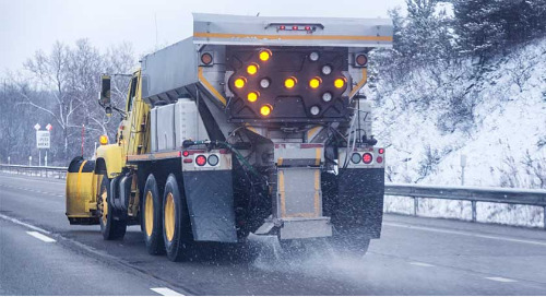 How does road salt affect our environment? A free activity to investigate a slippery dilemma.