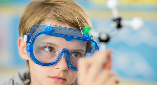 9 ways to reinforce lab safety in the classroom or at home…plus a free student safety contract