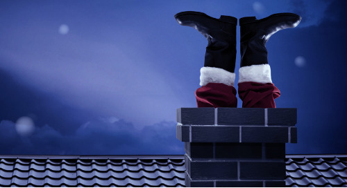 How science helps Santa go down the chimney…and 4 more easy holiday science activities to break up students' breaks