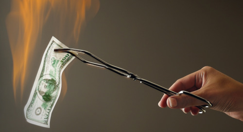 Get students fired up with this burning money chemistry experiment