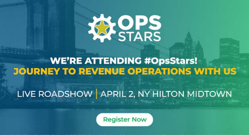 Calling All Operators: Ops Stars NYC and The Journey to RevOps