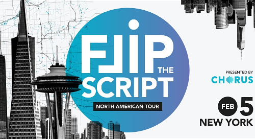Flip the Script NYC: Let's Talk Personalization