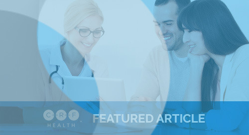 CRF Health Looks To Simplify eConsent For Both The Patient And The Researcher