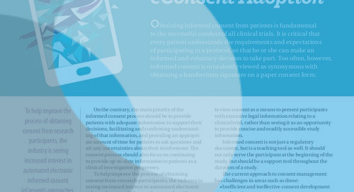 Recruitment & Retention: Breaking Down the Barriers to eConsent Adoption