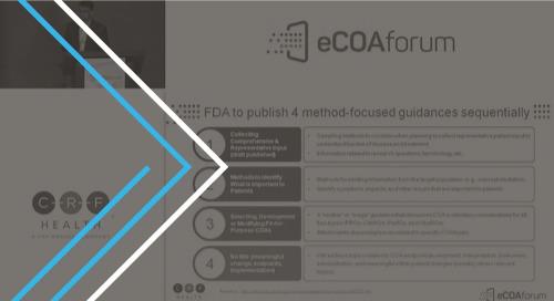 FDA's Patient-Focused Drug Development Guidance