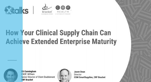 How Your Clinical Supply Chain Can Achieve Extended Enterprise Maturity
