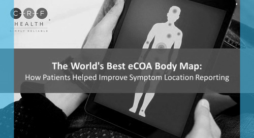 The World's Best eCOA Body Map: How Patients Helped Improve Symptom Location Reporting