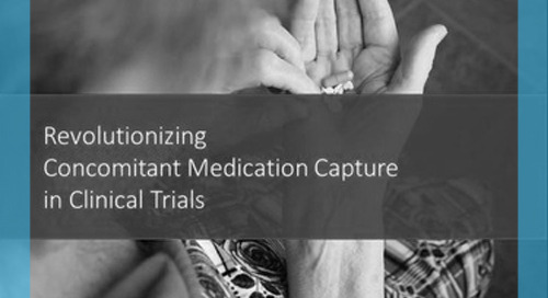 Revolutionizing ConMed Capture in Clinical Trials