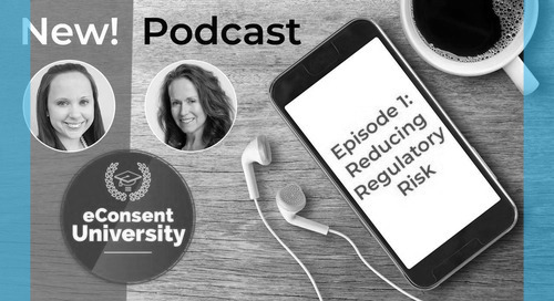 eConsent University Podcast: Episode 1
