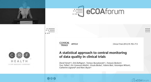 Using eCOA Metadata to Detect Fraud and Develop Risk Indices