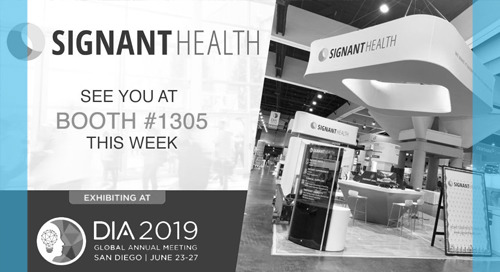 Experts Share Benefit of Integrating Patient-Centric Technology Solutions at DIA 2019