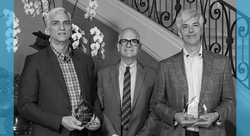 CRF Bracket's David Daniel and Gary Sachs - Recipients of 2019 ISCDD Scientific Leadership Awards