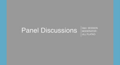 Panel Discussion: Emuella Flood, Ari Gnanasakthy, Michelle White