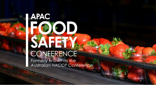 Nominations Open for 2019 APAC Food Safety Awards
