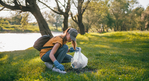 Your impact on the environment – Who's looking at you kid?