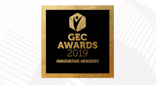 SAI Global Named Top Vendor in Risk Management at GEC Awards 2019