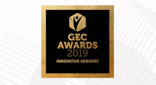 SAI Global Named Top Vendor in Risk Management at GEC Awards 2019